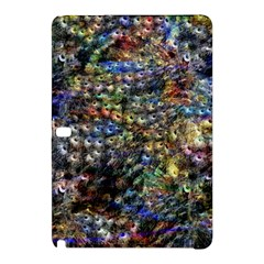 Multi Color Peacock Feathers Samsung Galaxy Tab Pro 12 2 Hardshell Case