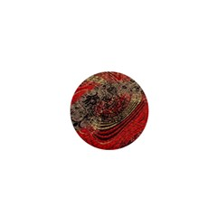 Red Gold Black Background 1  Mini Buttons