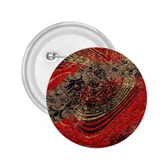 Red Gold Black Background 2.25  Buttons