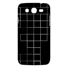 Abstract Clutter Samsung Galaxy Mega 5.8 I9152 Hardshell Case