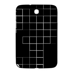 Abstract Clutter Samsung Galaxy Note 8.0 N5100 Hardshell Case