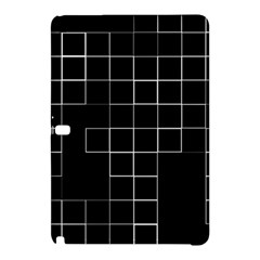 Abstract Clutter Samsung Galaxy Tab Pro 12.2 Hardshell Case