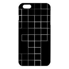 Abstract Clutter iPhone 6 Plus/6S Plus TPU Case