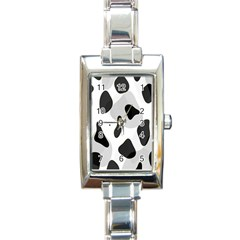 Abstract Venture Rectangle Italian Charm Watch