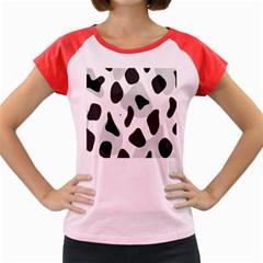 Abstract Venture Women s Cap Sleeve T Shirt