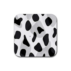 Abstract Venture Rubber Coaster (square)