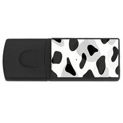 Abstract Venture USB Flash Drive Rectangular (1 GB)