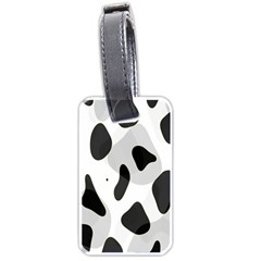 Abstract Venture Luggage Tags (one Side)