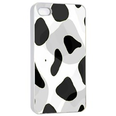 Abstract Venture Apple iPhone 4/4s Seamless Case (White)