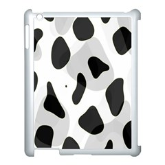 Abstract Venture Apple iPad 3/4 Case (White)
