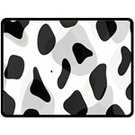 Abstract Venture Double Sided Fleece Blanket (Large)  80 x60 Blanket Front