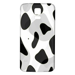 Abstract Venture Samsung Galaxy S5 Back Case (White)
