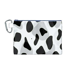 Abstract Venture Canvas Cosmetic Bag (M)