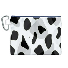 Abstract Venture Canvas Cosmetic Bag (xl)