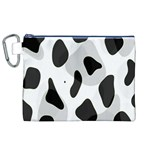 Abstract Venture Canvas Cosmetic Bag (XL) Front