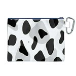 Abstract Venture Canvas Cosmetic Bag (XL) Back