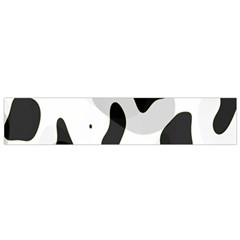 Abstract Venture Flano Scarf (Small)