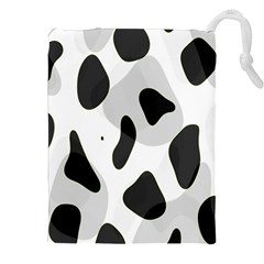 Abstract Venture Drawstring Pouches (xxl)