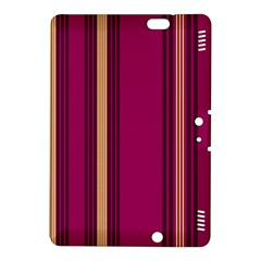 Stripes Background Wallpaper In Purple Maroon And Gold Kindle Fire HDX 8.9  Hardshell Case