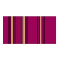 Stripes Background Wallpaper In Purple Maroon And Gold Satin Shawl
