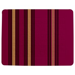 Stripes Background Wallpaper In Purple Maroon And Gold Jigsaw Puzzle Photo Stand (rectangular)