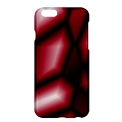 Red Abstract Background Apple iPhone 6 Plus/6S Plus Hardshell Case