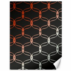 Cadenas Chinas Abstract Design Pattern Canvas 36  X 48