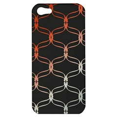 Cadenas Chinas Abstract Design Pattern Apple iPhone 5 Hardshell Case