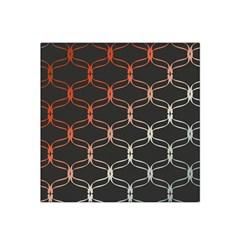 Cadenas Chinas Abstract Design Pattern Satin Bandana Scarf