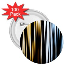 Digitally Created Striped Abstract Background Texture 2.25  Buttons (100 pack)