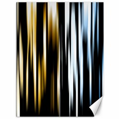 Digitally Created Striped Abstract Background Texture Canvas 36  X 48