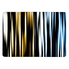 Digitally Created Striped Abstract Background Texture Samsung Galaxy Tab 10.1  P7500 Flip Case