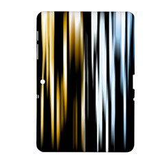 Digitally Created Striped Abstract Background Texture Samsung Galaxy Tab 2 (10.1 ) P5100 Hardshell Case