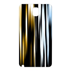 Digitally Created Striped Abstract Background Texture Samsung Galaxy Note 3 N9005 Hardshell Back Case