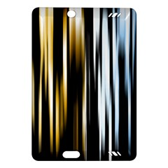 Digitally Created Striped Abstract Background Texture Amazon Kindle Fire Hd (2013) Hardshell Case