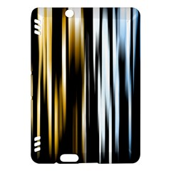 Digitally Created Striped Abstract Background Texture Kindle Fire HDX Hardshell Case