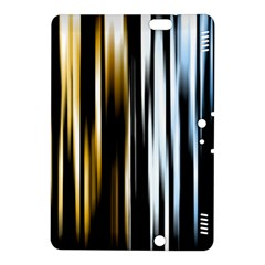Digitally Created Striped Abstract Background Texture Kindle Fire Hdx 8 9  Hardshell Case