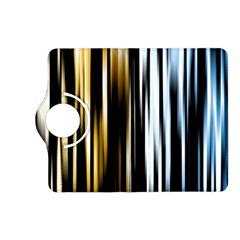 Digitally Created Striped Abstract Background Texture Kindle Fire HD (2013) Flip 360 Case