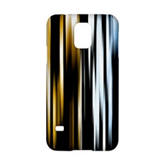 Digitally Created Striped Abstract Background Texture Samsung Galaxy S5 Hardshell Case