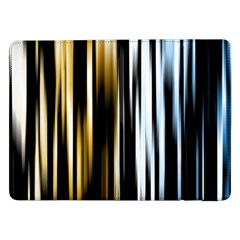 Digitally Created Striped Abstract Background Texture Samsung Galaxy Tab Pro 12.2  Flip Case