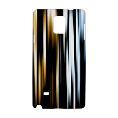 Digitally Created Striped Abstract Background Texture Samsung Galaxy Note 4 Hardshell Case