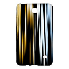 Digitally Created Striped Abstract Background Texture Samsung Galaxy Tab 4 (8 ) Hardshell Case
