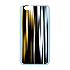 Digitally Created Striped Abstract Background Texture Apple Seamless iPhone 6/6S Case (Color)