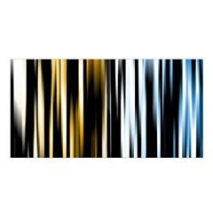 Digitally Created Striped Abstract Background Texture Satin Shawl