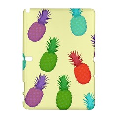 Colorful Pineapples Wallpaper Background Galaxy Note 1