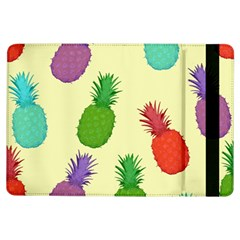 Colorful Pineapples Wallpaper Background iPad Air Flip