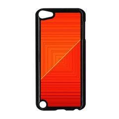 Abstract Clutter Baffled Field Apple iPod Touch 5 Case (Black)