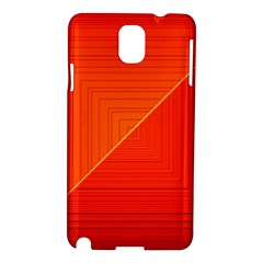 Abstract Clutter Baffled Field Samsung Galaxy Note 3 N9005 Hardshell Case