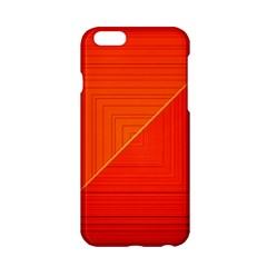 Abstract Clutter Baffled Field Apple iPhone 6/6S Hardshell Case