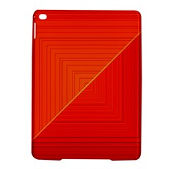 Abstract Clutter Baffled Field iPad Air 2 Hardshell Cases